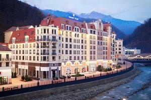 Отель «Golden Tulip Роза Хутор» 4*